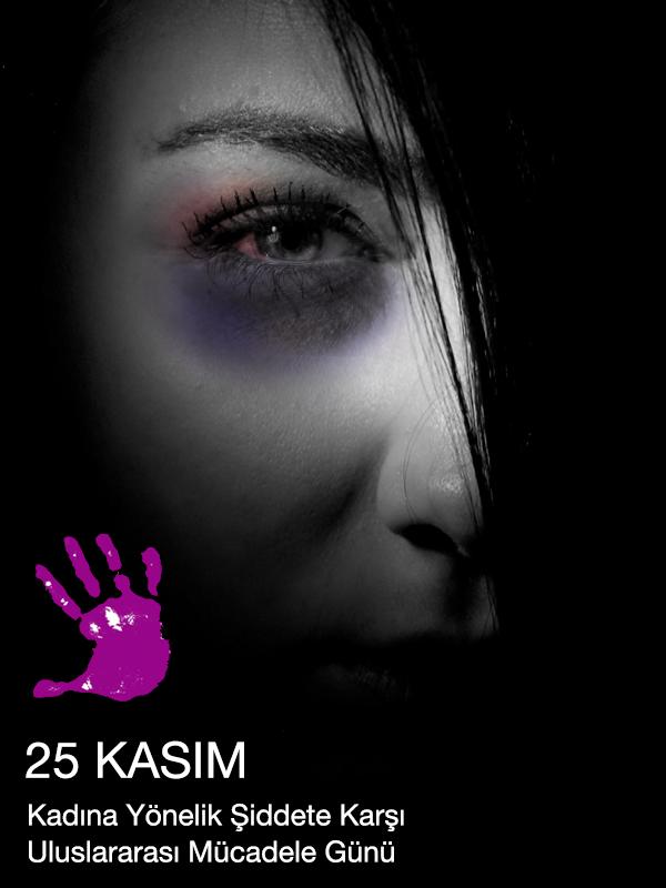 Avukat Nida KUTTAŞ - Şanlıurfa Avukatı - Kadına Şiddete Hayır